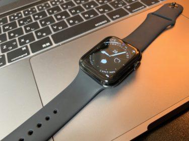 はじめてのApple Watch 〜Series5 とSeries3はどっちがおすすめ?〜