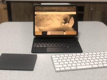 Magic Keyboard or Magic TrackPad2〜Apple Pencilヘビーユーザーの選択〜