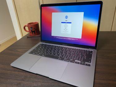 M1 MacBook  Air  上位モデル(8コアGPU)を購入した理由−他モデルと比較して選択した決め手